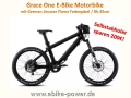 Grace One E-Bike / Motorbike / S-Pedelec Rh. 45cm